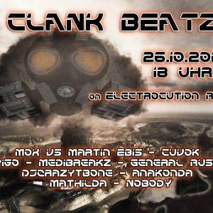 Mathilda @ Clank Beatz - Electrocution Radio