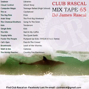 Club Rascal Mix Tape 65