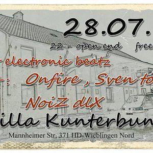 feinemusik@villaKunterbunt(28.7.17)part2