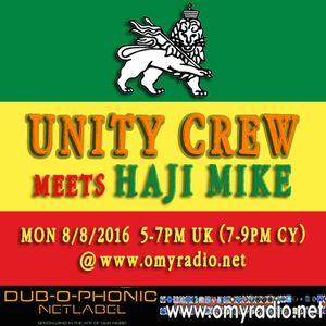 UNITY SESSIONS: Unity Crew & Haji Mike