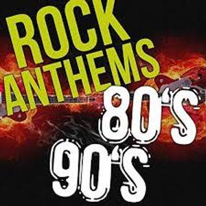 DJ MAS - 80s & 90s ROCK MIX (BIG SHINY TUNES) VOL. 1