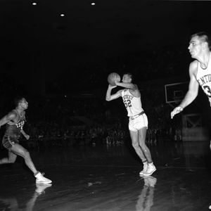 1958: UK basketball victory over Temple in NCAA semifinal