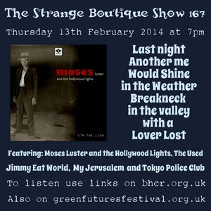 The Strange Boutique Show167