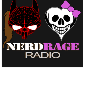 Nerd Rage Radio Podcast EPISODE 69 SPECIAL Interview with Mrs Skullface and Mrs Russman by JISK from