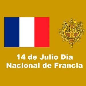"""Programa """"Musiciana"""" por el Día Nacional de Francia 14.07.14"""
