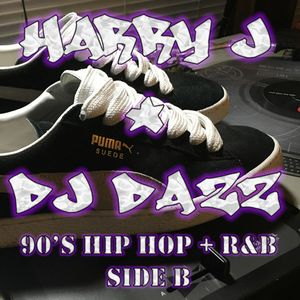 DJ DazZ 90's R&B / Hip Hop Mixtape Side B