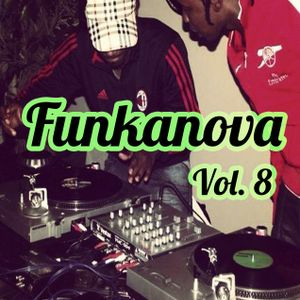 FUNKANOVA 8  Mix By Luis Ortega