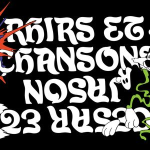 Rhirs & Chansons (13.09.19) w/ César