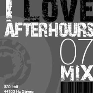 Johnny Haim // I Love Afterhours 07 MIX //