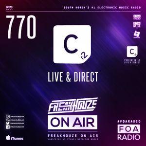 Freakhouze On Air 770 ● Cr2 Radio