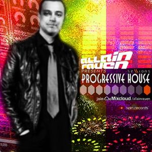 ALLAIN RAUEN - PROGRESSIVE HOUSE SESSIONS 21