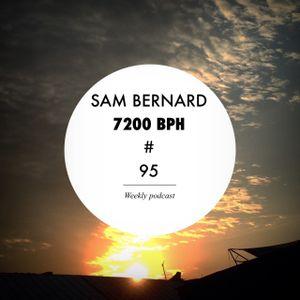 Sam Bernard 7200 BPH # 95