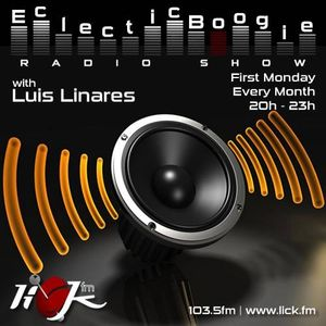 Eclectic Boogie Radio Show with Luis Linares - 1st May 2017