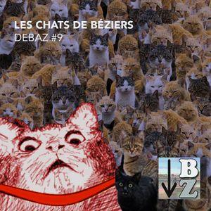 DEBAZ #9 - Les chats de Béziers