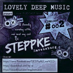 LovelyDeepMusic-STEPPKE-a lovely sunday with me & my cat-LDM.cast#oo2