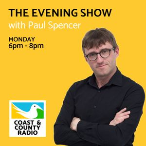 The Evening Show with Paul Spencer - Broadcast 12/02/18