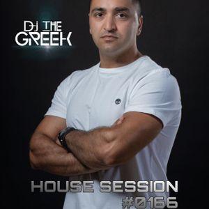 DJ-THE GREEK @ HOUSE SESSION #0166