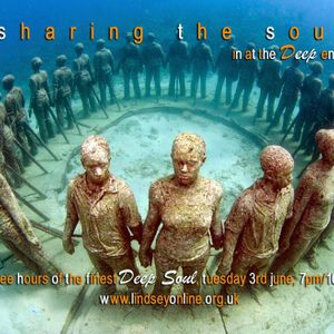 going deep - sharing the soul