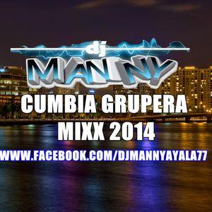 CUMBIA GRUPERA MIXX 2014