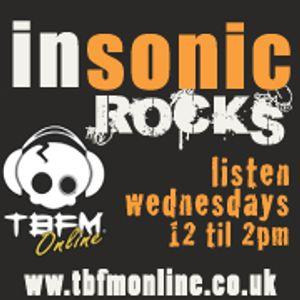 TBFM Insonic Rocks