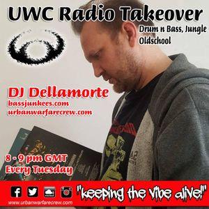 UWC Takeover with Dellamorte - Urban Warfare Crew - 06.06.17
