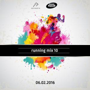Running mix 10