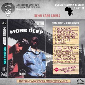 The Official Pre-Infamous Demo Tape - Mixed by A.T.M.S (October 21st 2014)