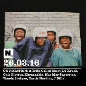 N1520 (26.03.2016): A Tribe Called Quest, DJ Krush, Ohio Players, Khruangbin, Har Mar Superstar