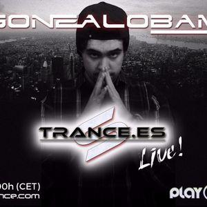 Gonzalo Bam pres. Trance.es Live 096
