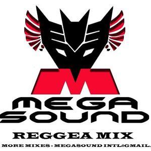 MEGASOUND INT - REGGAE MIX vol 4