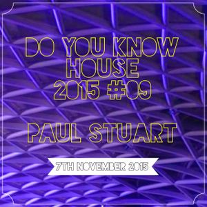 Do You Know HOUSE 2015 #09