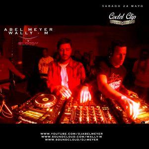 Abel Meyer B2B Wally-M @ Bloody Sound INSIDE Sessions 2014