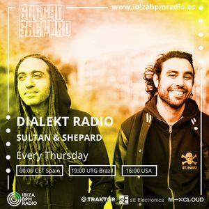 Sultan & Shepard - Dialekt Radio #24