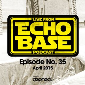 ECHO BASE Podcast No.35 April 2015