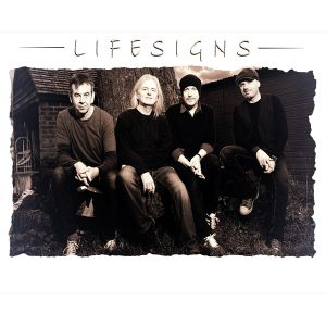 Vinyl Confessions with Special Guest John Young of Lifesigns