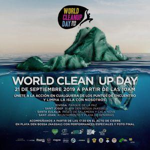 VALENTIN HUEDO - WORL CLEAN UP DAY