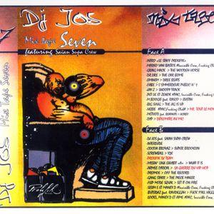 DJ JOS MIXTAPE 7 side A