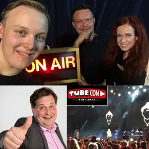 Viihteellä 17.8.2017: Vieraana Jonsu, yllätyspuhelu Jethro Rostedtille ja Tubecon-haastatteluja