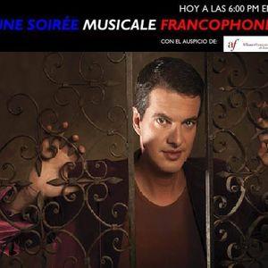 46 Une soirée musicale francophone 14.11.2014 - Especial Philippe Jaroussky