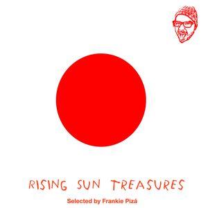 Rising Sun Treasures by Frankie Pizá