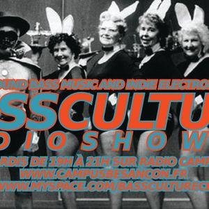Bassculture RadioShow Spécial Guest Mat Vintage Moka PArty 07-12-2010