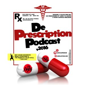 De Prescription Podcast v.2016