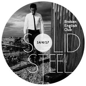 Solid Steel Radio Show 14/4/2017 Hour 2 - Broken English Club