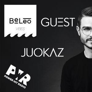 BeLeo VIBES #75 Power Hit Radio Guest JuoKaz