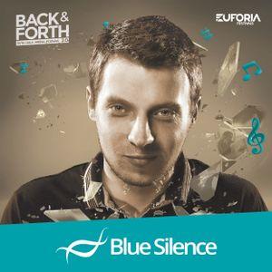 EUFORIA FESTIVALS pres. BACK & FORTH 2.0 BLUE SILENCE Poznań Hala Arena (15-10-2016)