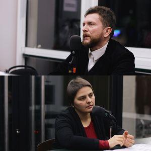 Культурний Проект: цикл радіолекцій — Філософія — Тарас Лютий та Людмила Криворучка