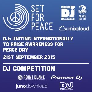 """Set for Peace 2015 DJ Competition""  / facto974"