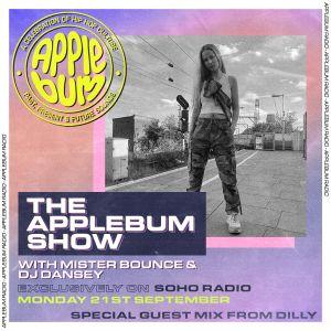 RAPGIRLZ MIX: Applebum x Soho Radio Guest Mix