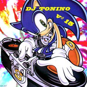 dj tonino vº 15 entrada del verano 2012