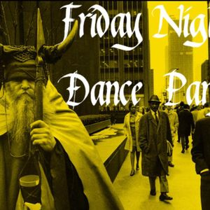 Friday Night Dance Party June 3, 2016